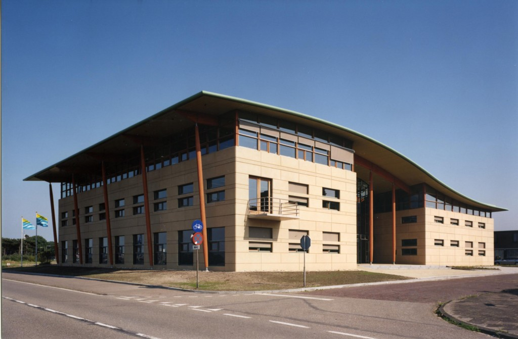 Zdenek Zavrel - Budova Správy Noordzeekanaal - 5
